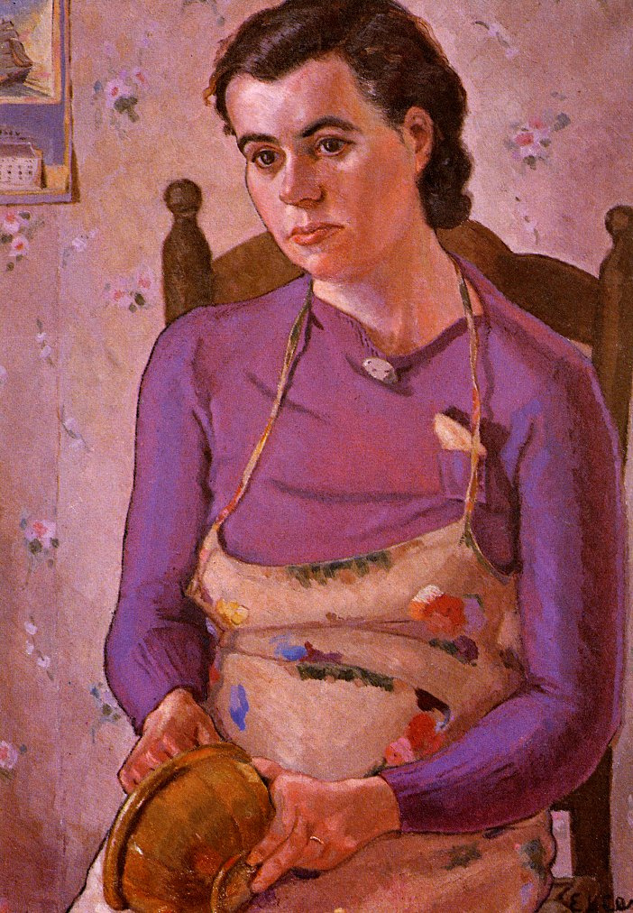 Элизабет Канн. Жена солдата