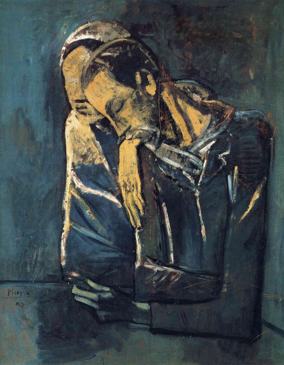 Пабло Пикассо. Сюжет 82