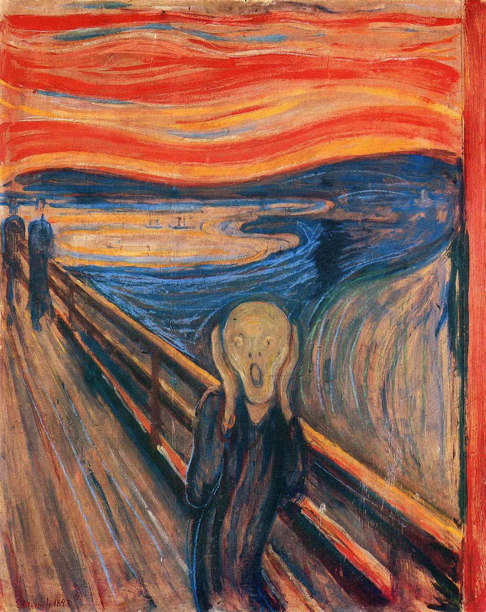 Edvard Munch. Scream