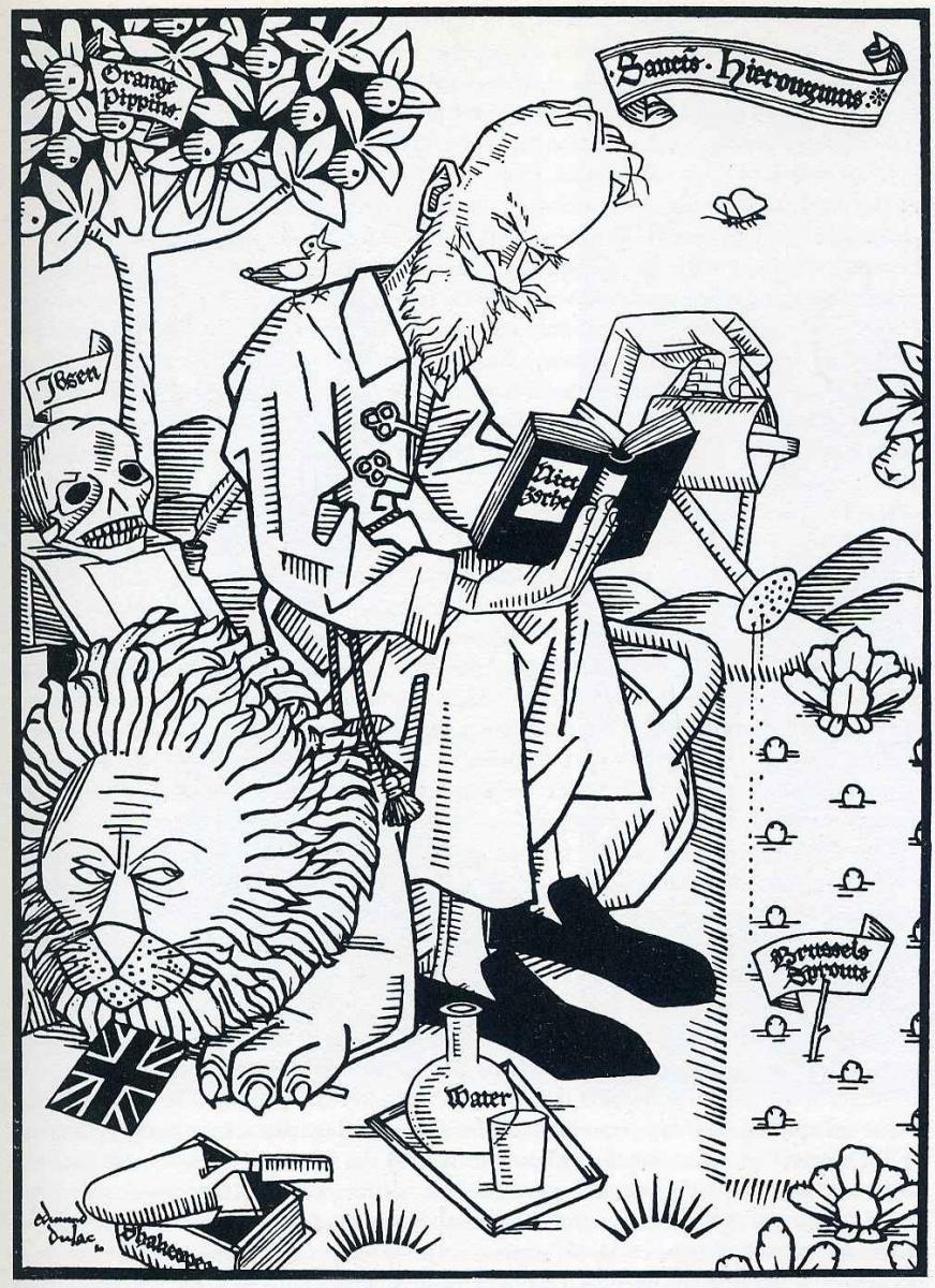 Эдмунд Дюлак. Увлекательное чтение