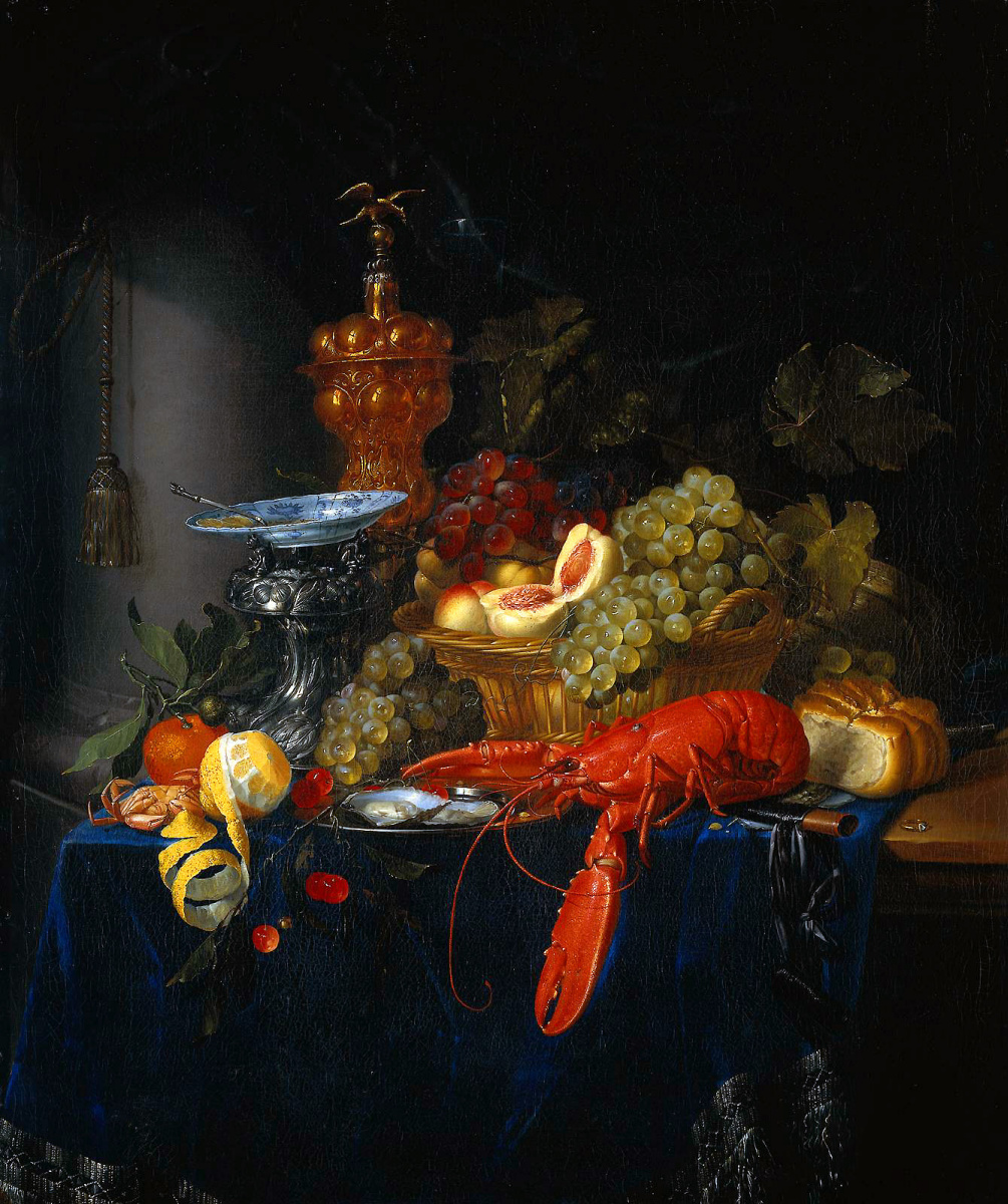 Peter de Ring. Still life