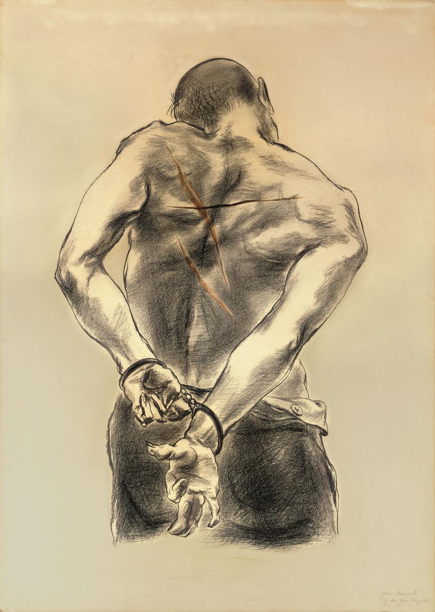 Ясуо  Куниёси. Пытка