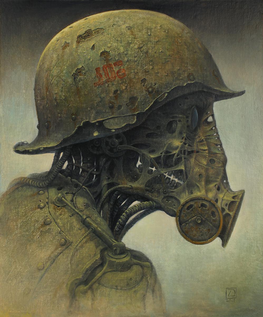 Dariusz Zawadzki. Legion Infanteer