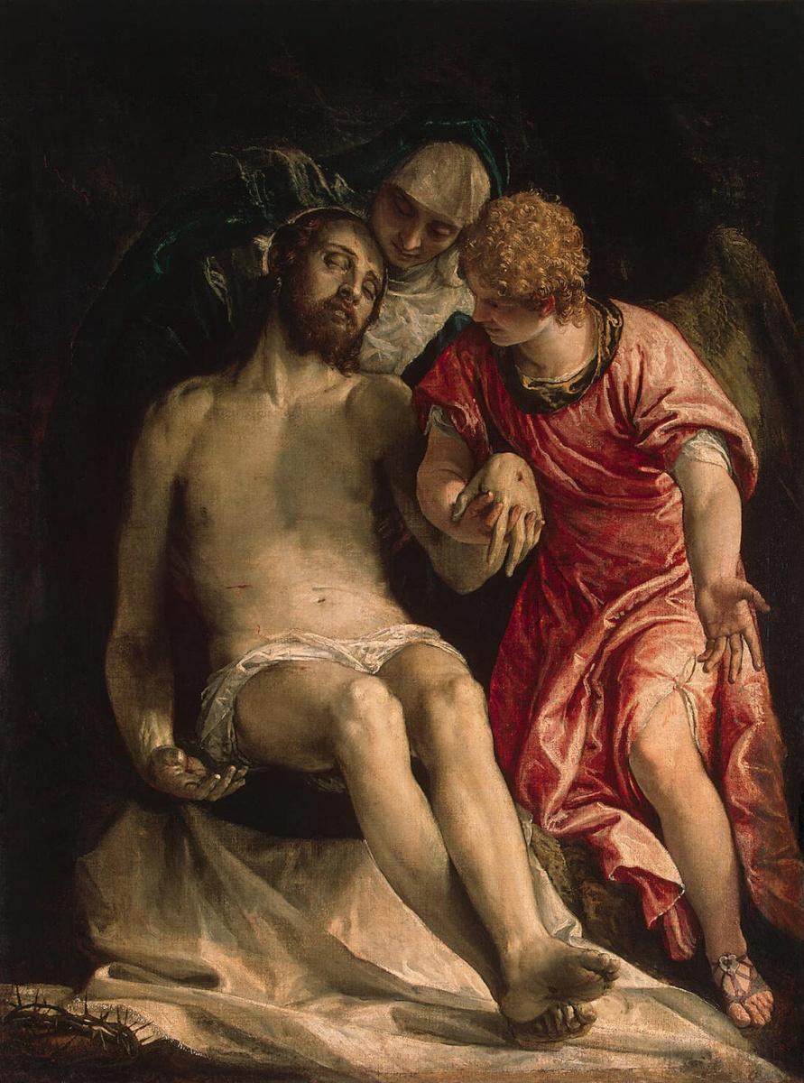 Паоло Веронезе. Оплакивание Христа