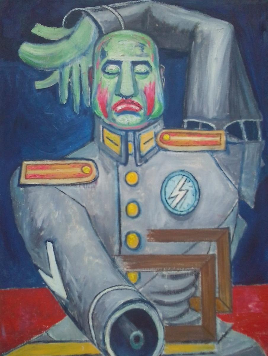 Вячеслав Коренев. Хунта