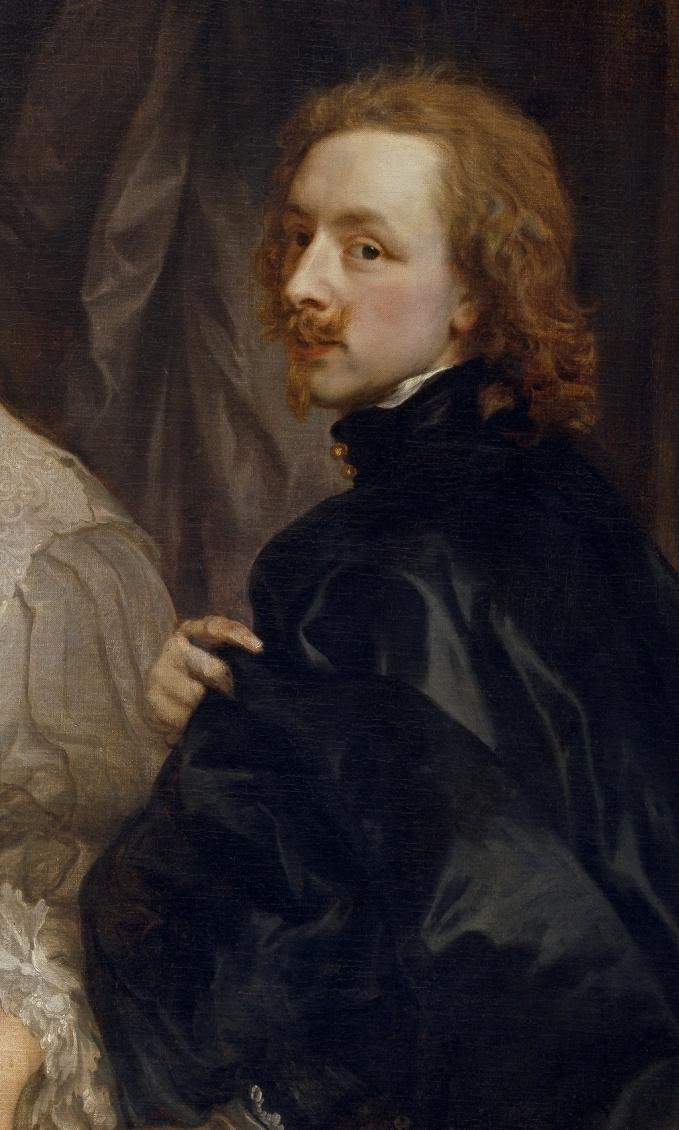 Anthony van Dyck. Endimion porter and Anthony van Dyck. Snippet: self-portrait