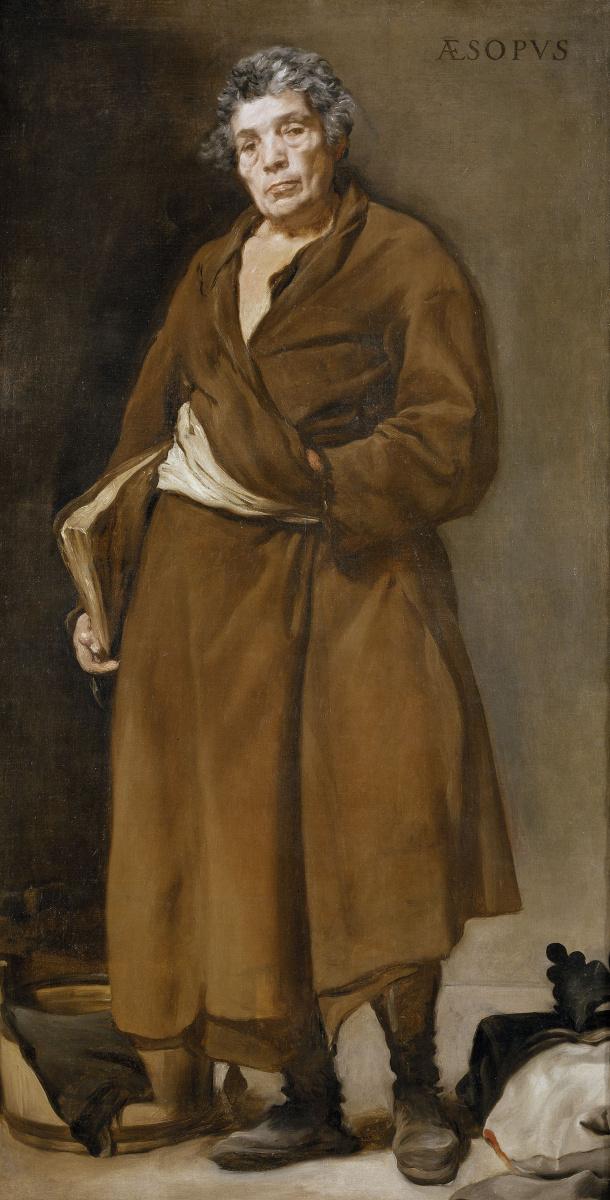 Диего Веласкес. Эзоп