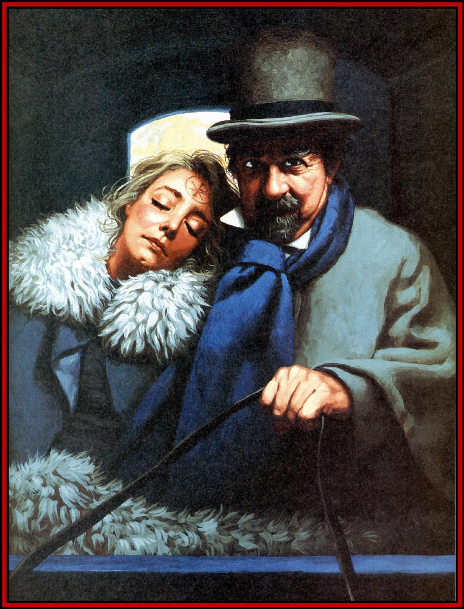 Грег Хильдебрандт. Пара