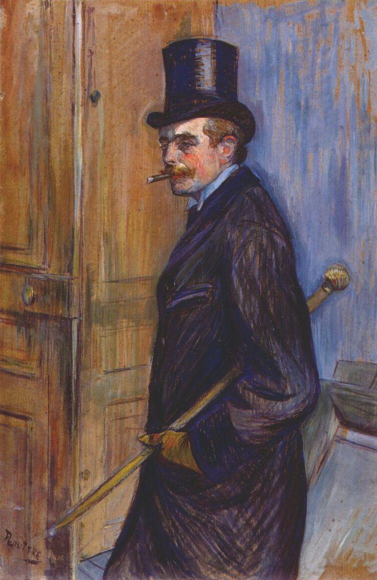 Анри де Тулуз-Лотрек. Господин Луи Паскаль