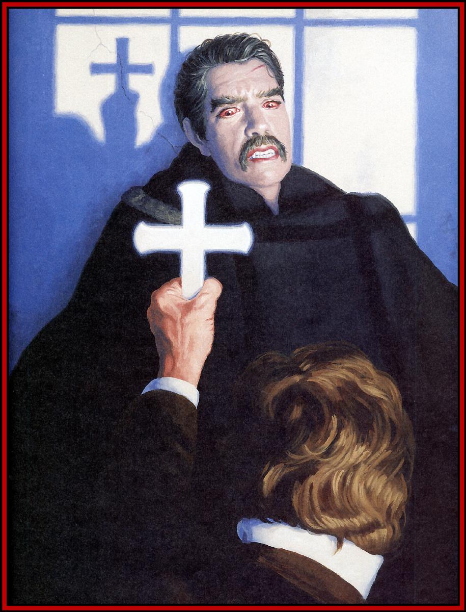 Грег Хильдебрандт. Крест