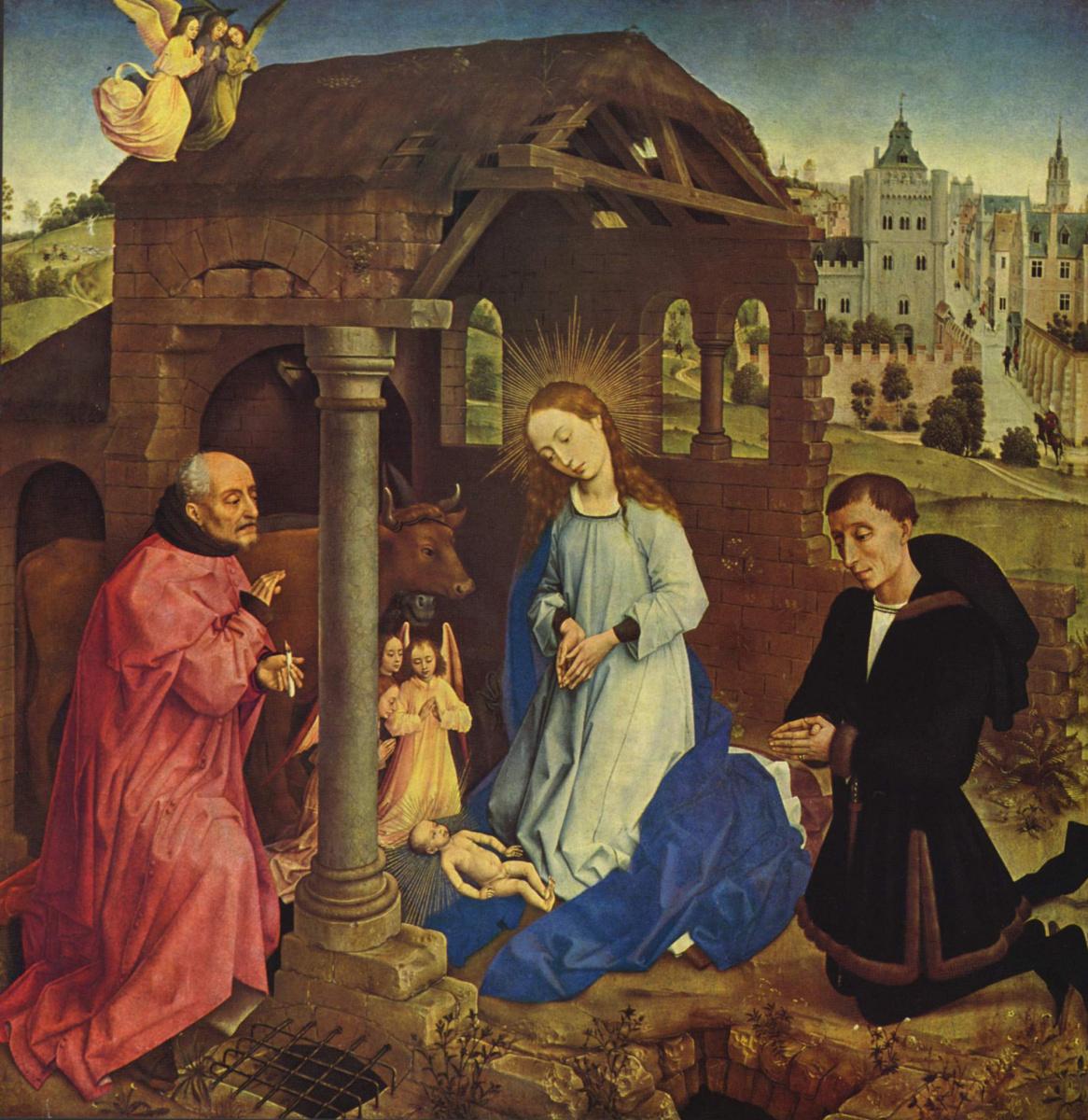 Рогир ван дер Вейден. Рождество