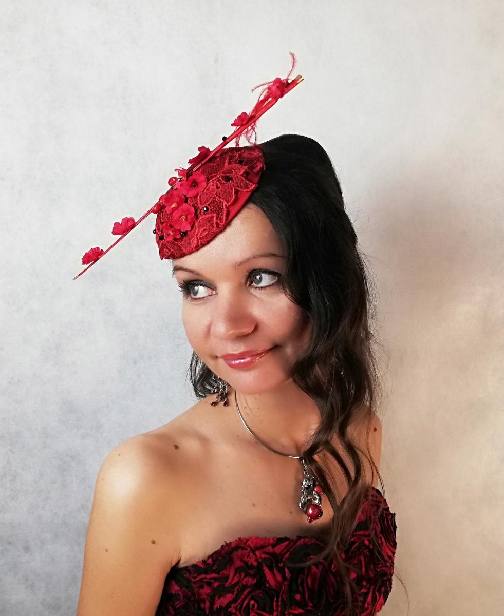 """Natalia Vladimirovna Solntseva. Hat """"Japanese passion"""""""