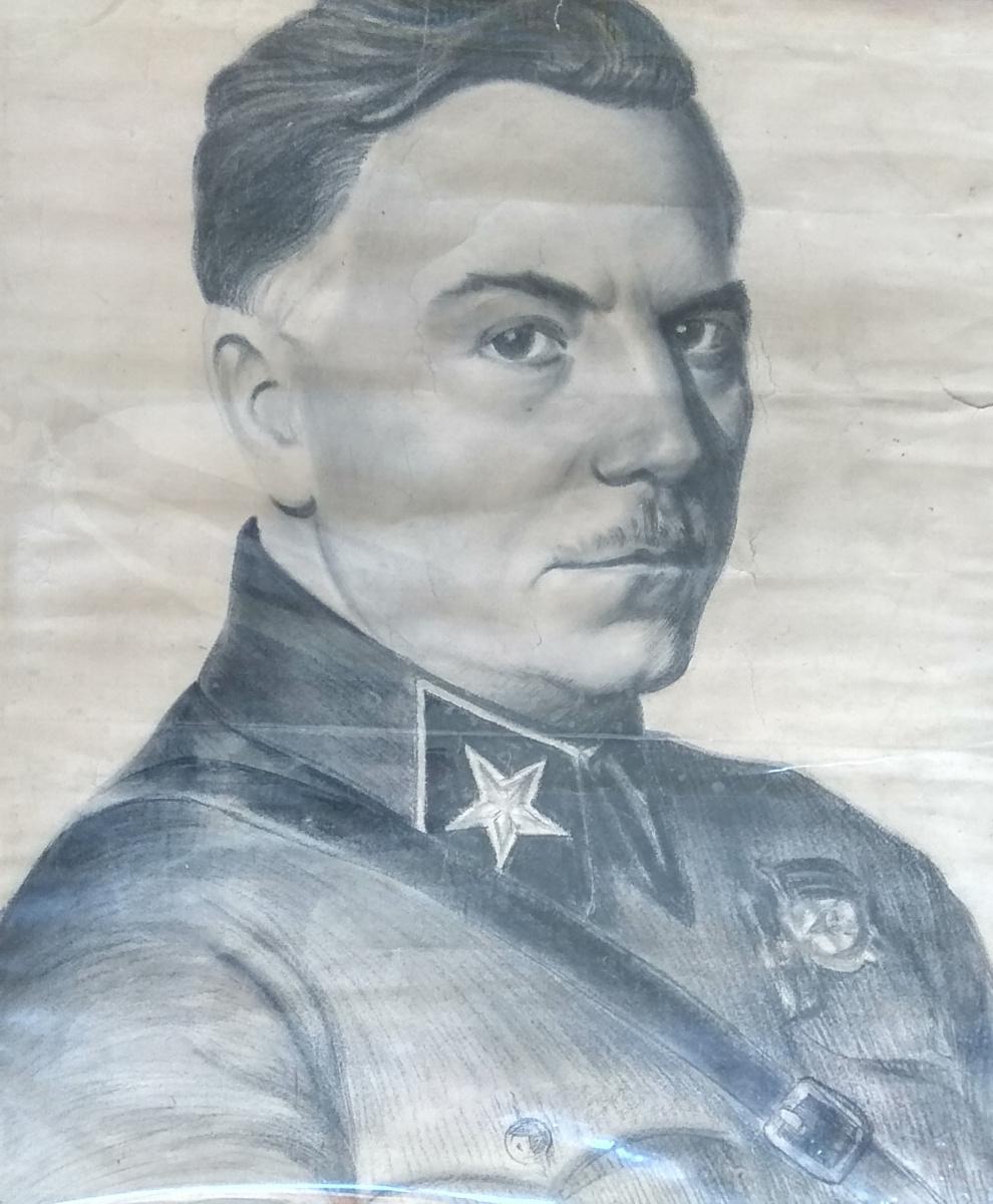 Vasily Fadeevich Demin. Voroshilov