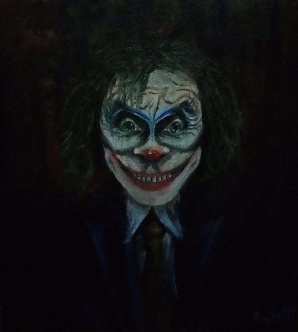 Argishti. Joker 2019 Adfectonism