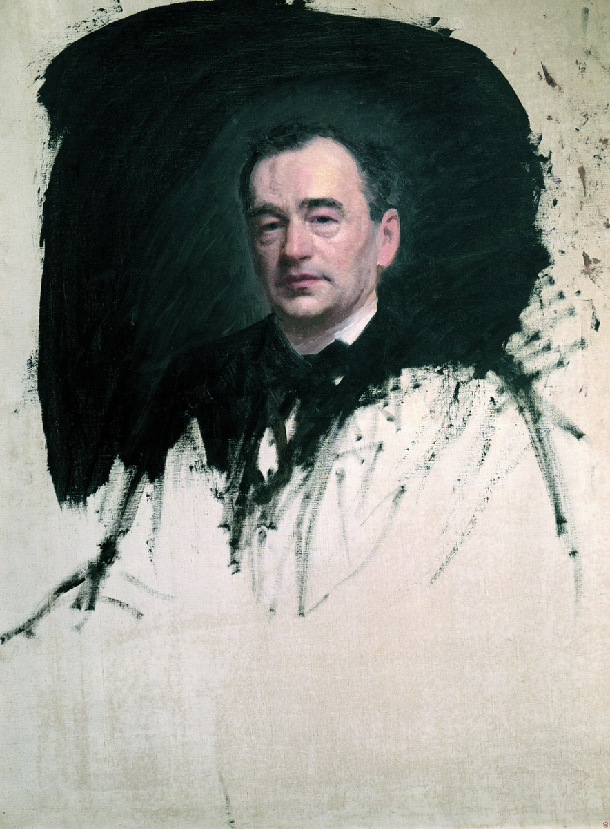 Иван Николаевич Крамской. Портрет доктора Карла Андреевича Раухфуса