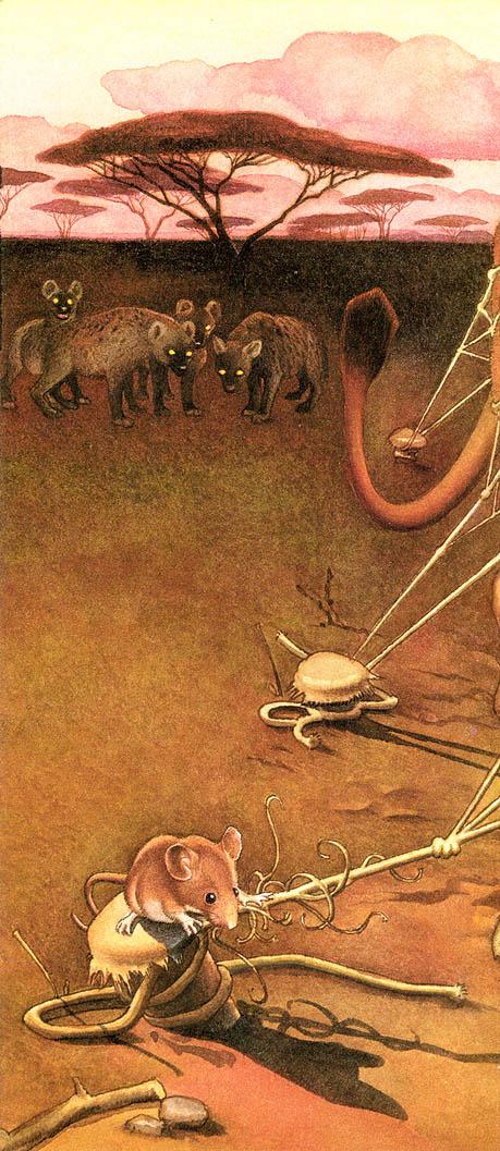 Чарльз Сантор. Мышь