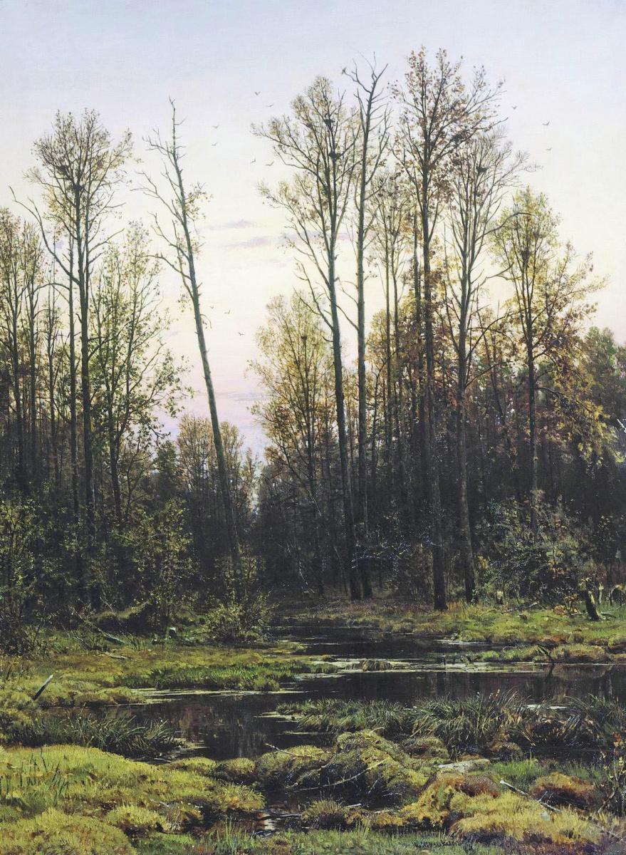 Иван Иванович Шишкин. Лес весной