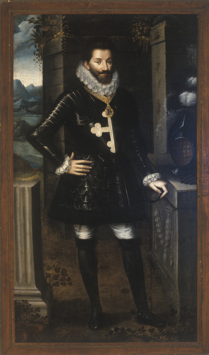 Софонисба Ангвиссола. Карл Эммануил I герцог Савойи