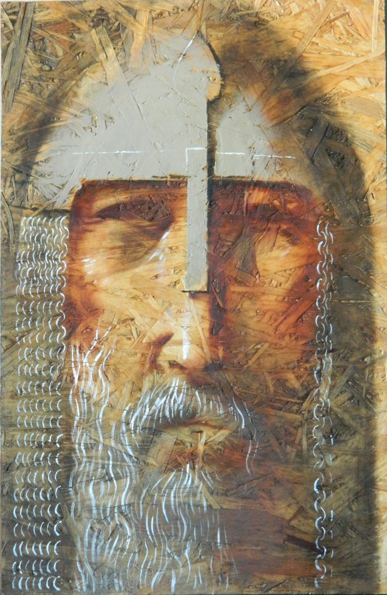 Александр Алексеевич Саблин. Древний воин