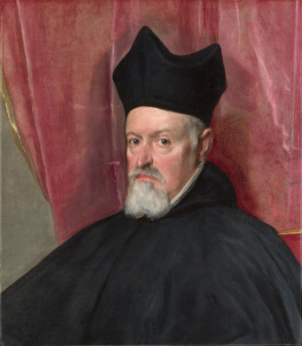 Диего Веласкес. Портрет Фернандо де Вальдес-и-Льяноса