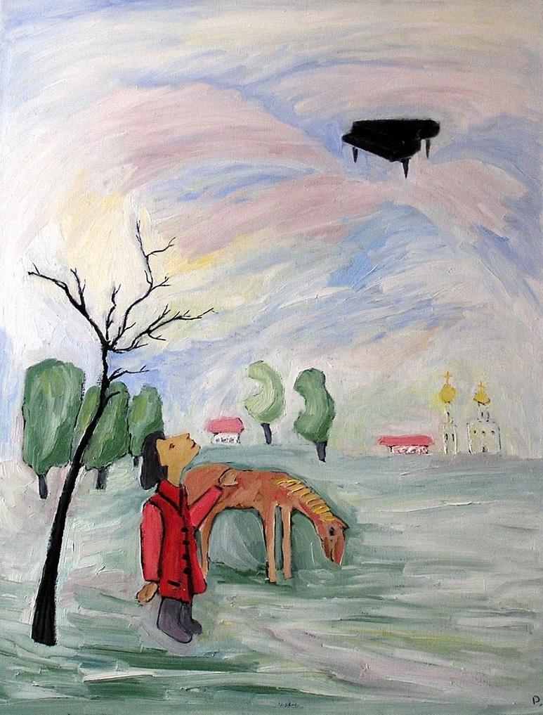 Svyatoslav Ryabkin. Dream Dream