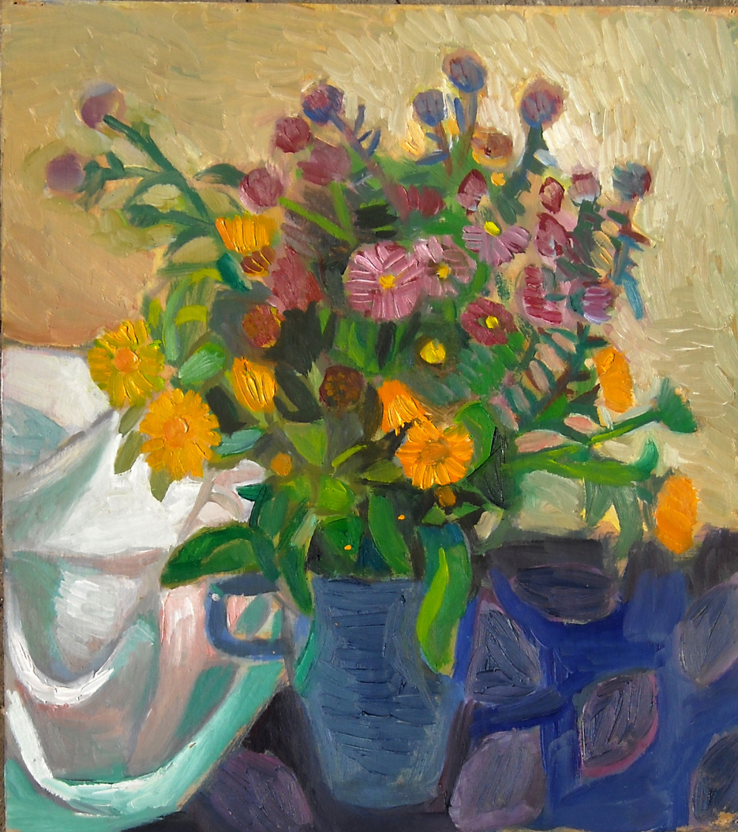 Stas Volostnych. FLOWERS