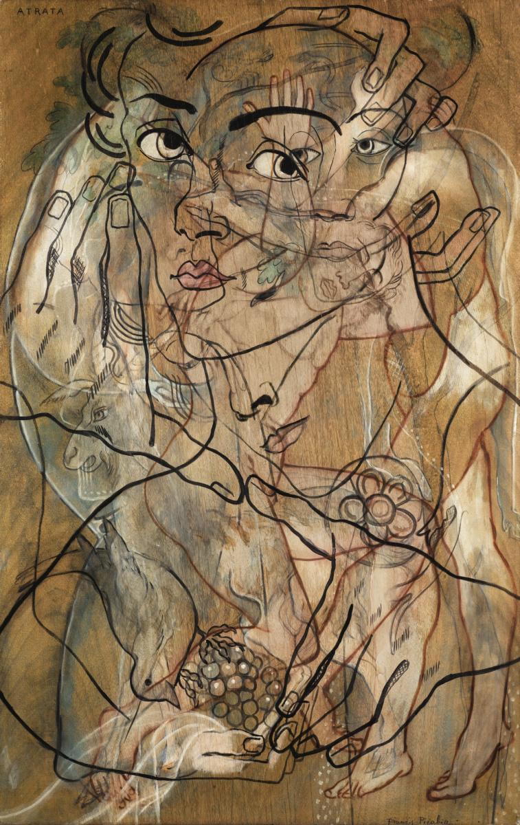 Francis Picabia. ATRATA