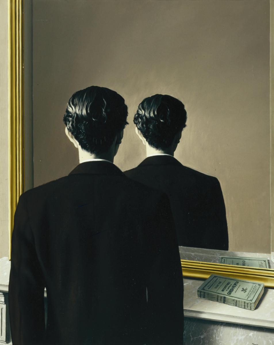 rene magritte illusions masking reality essay