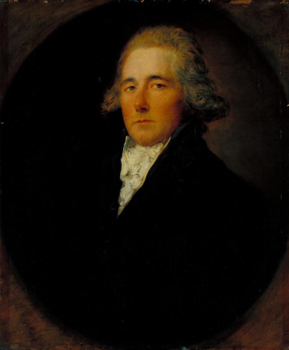 Thomas Gainsborough. Reverend sir Henry bath-Dudley, Bart