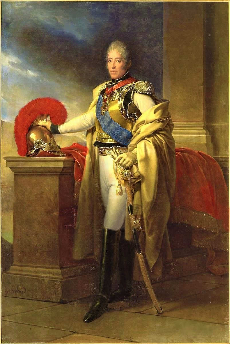 Франсуа Паскаль Симон Жерар. Карл X (король Франции)