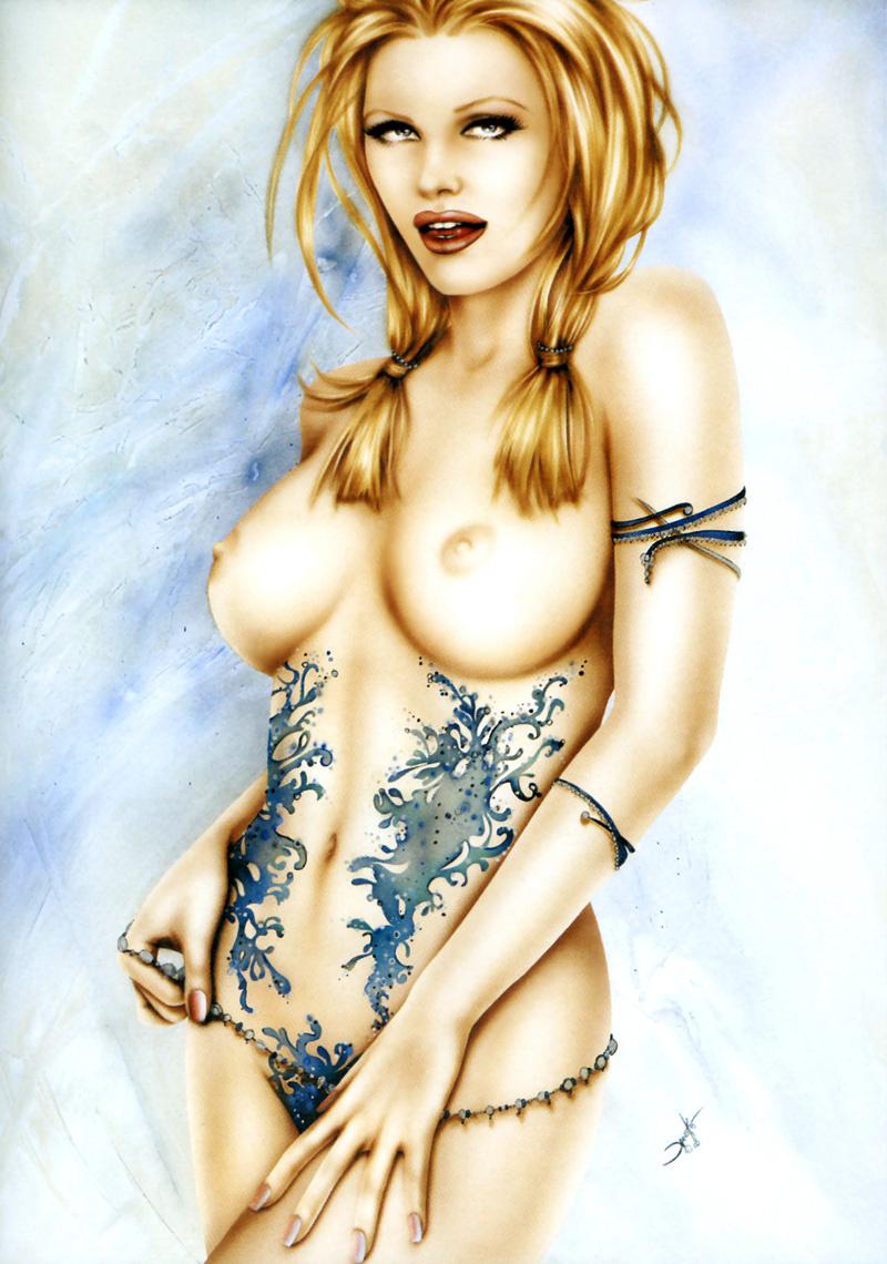 Jennifer Ianesco. Portrait Of Victoria
