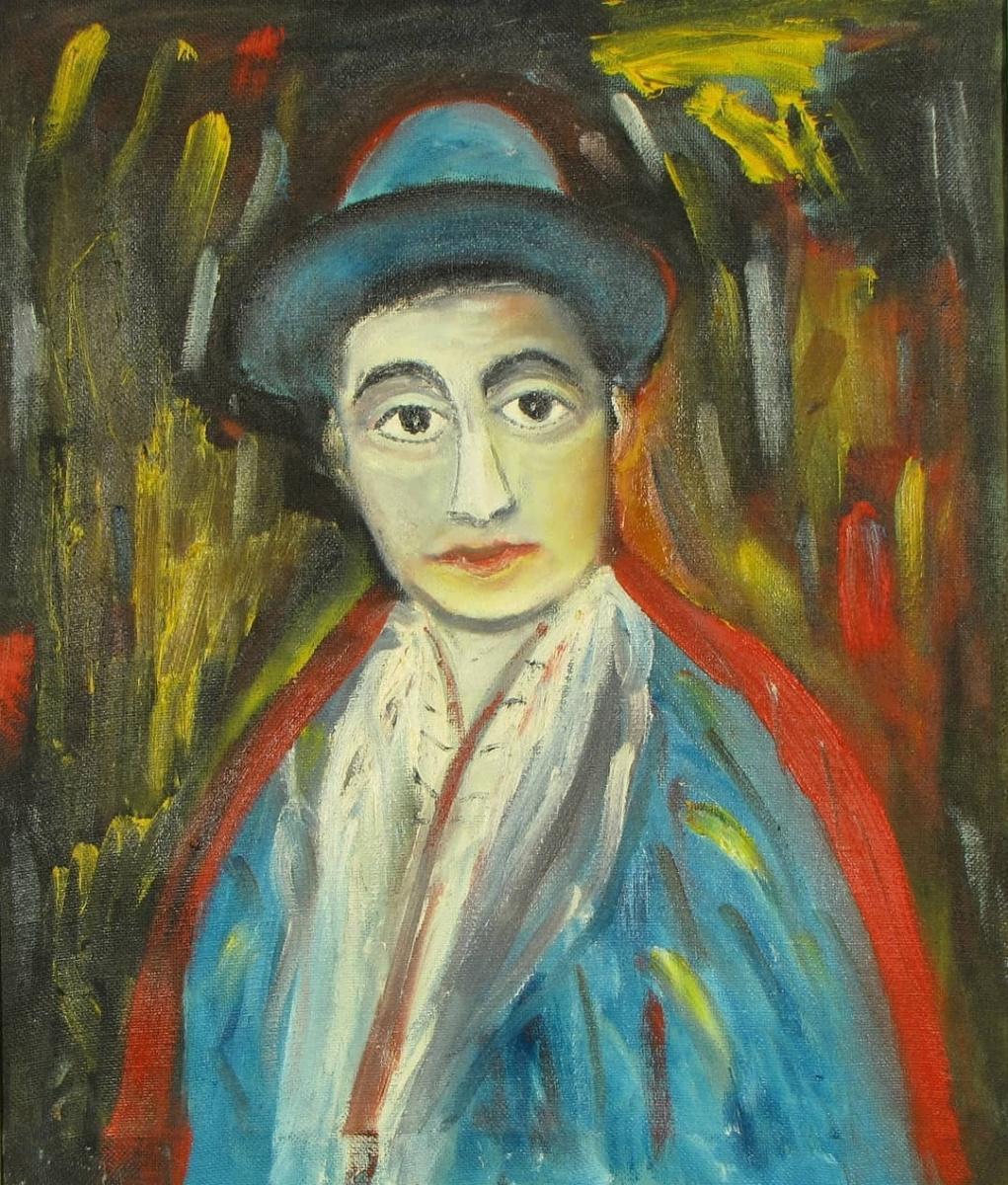 Alexey Vladimirovich Kondratenko. Self-portrait