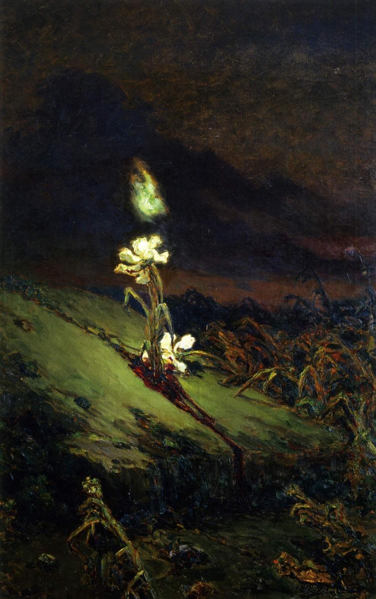 Вильгельм Александрович Котарбинский. Могила самоубийцы (повтор)