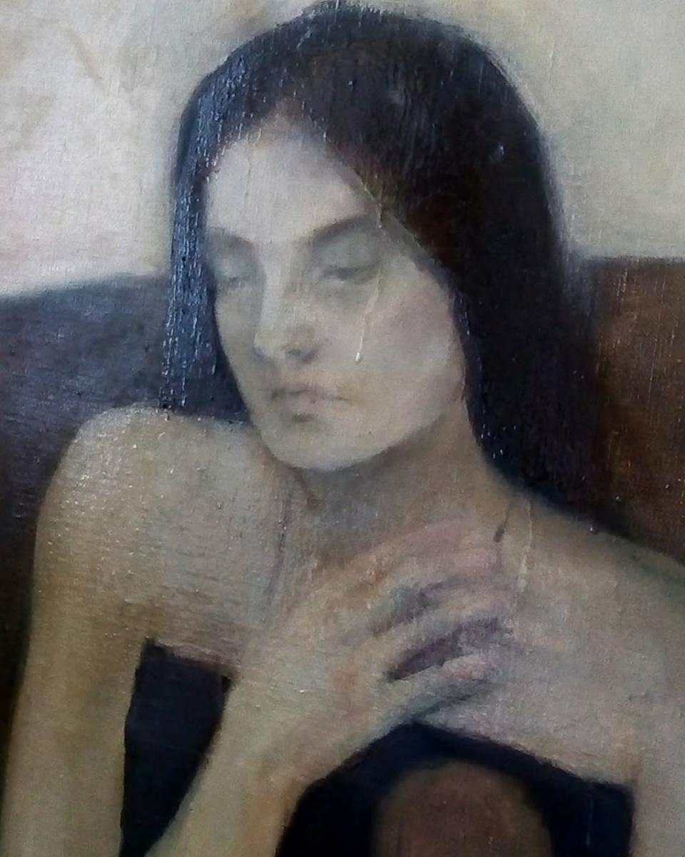 Sophia Esakova. Selfportrait