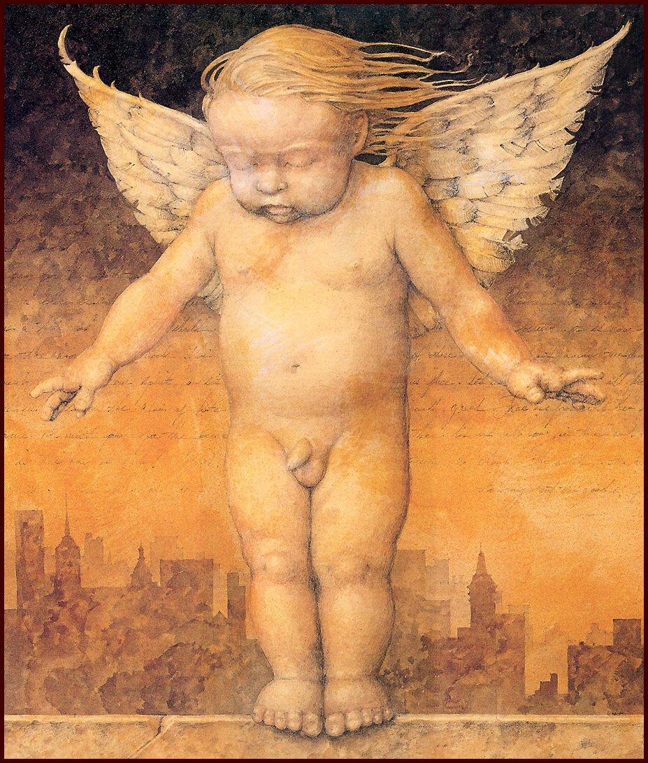 Daniel merriam. The lost angel