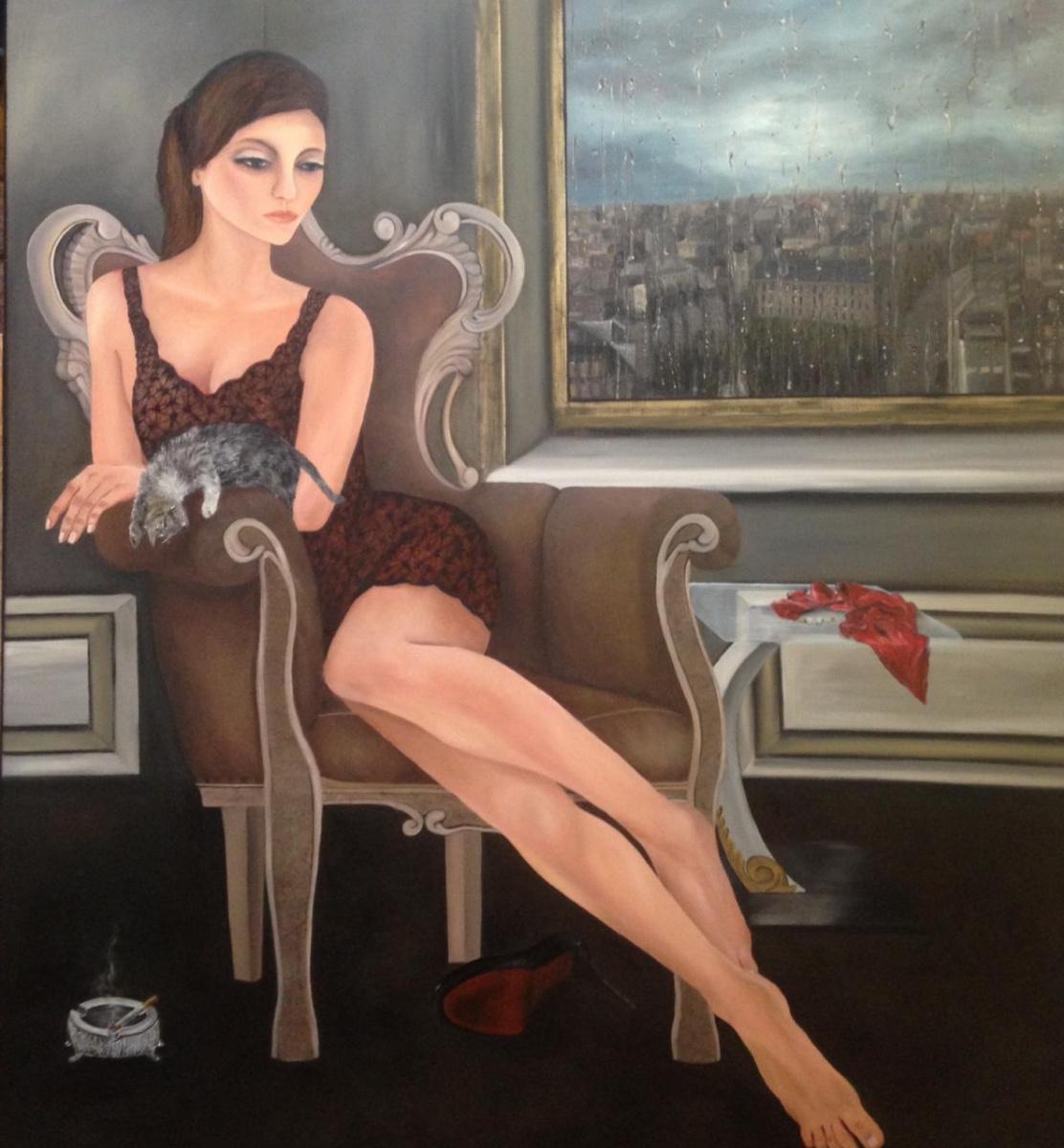 Natalia Kupreychenko. Home again