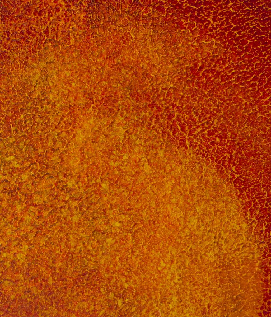 Ольга Акаси. Red Yellow Salience Landscape