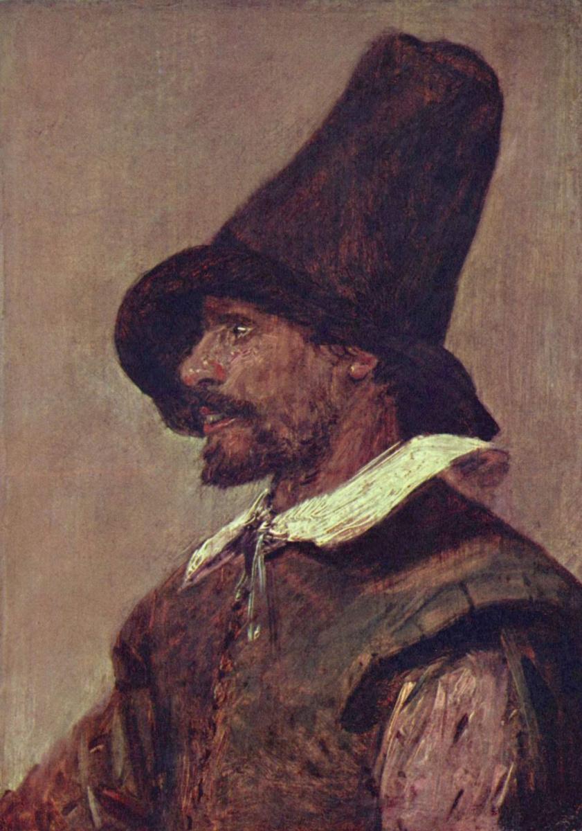 Адриан Браувер. Портрет Яна де Дода