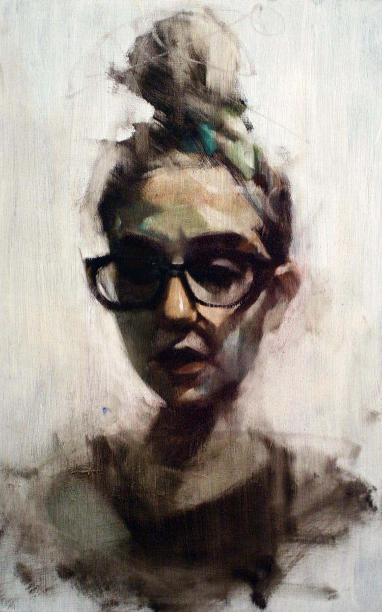 Алишер  Кушаков. Портрет 2