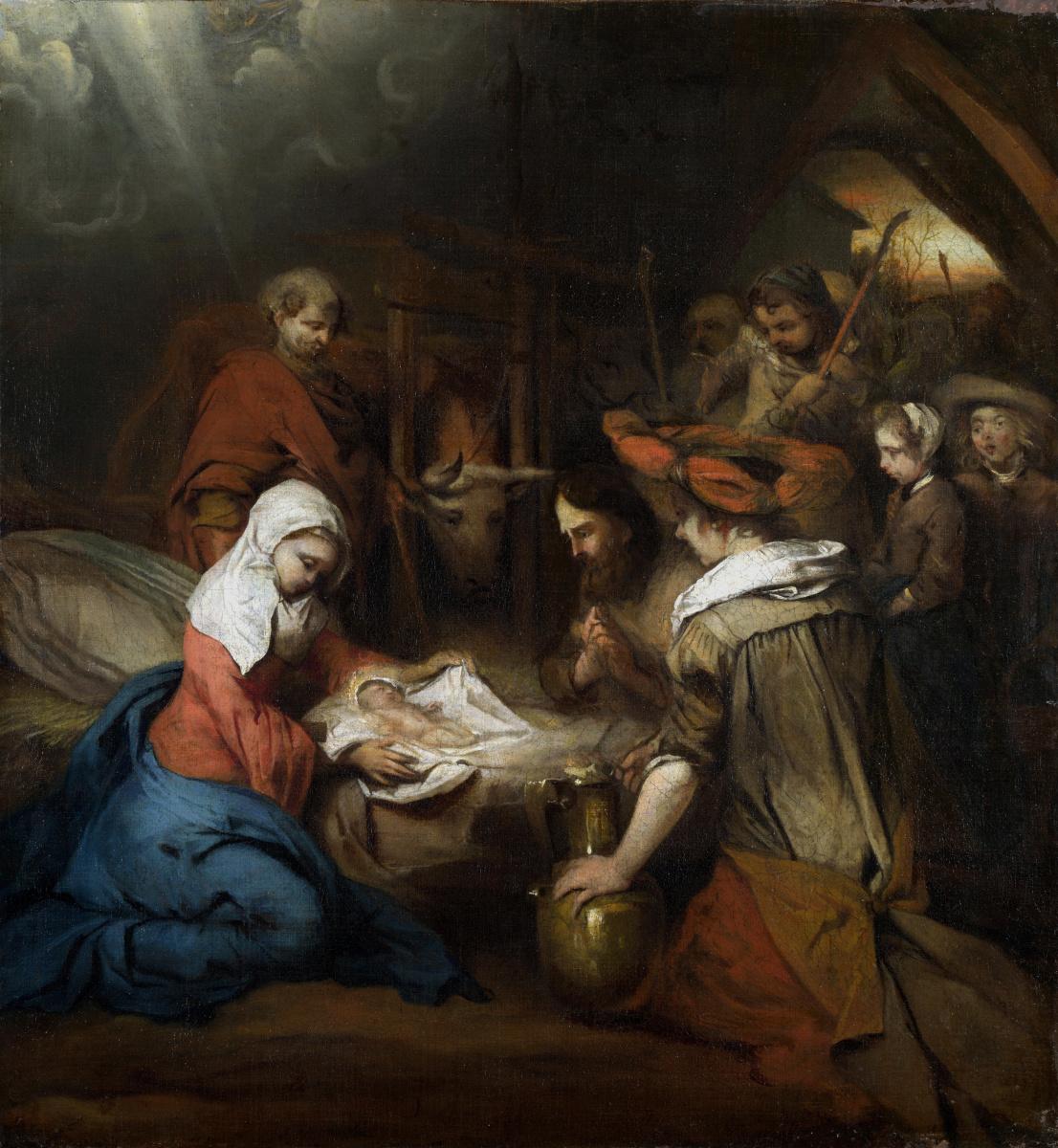 Барент Фабритиус. Пастушья молитва