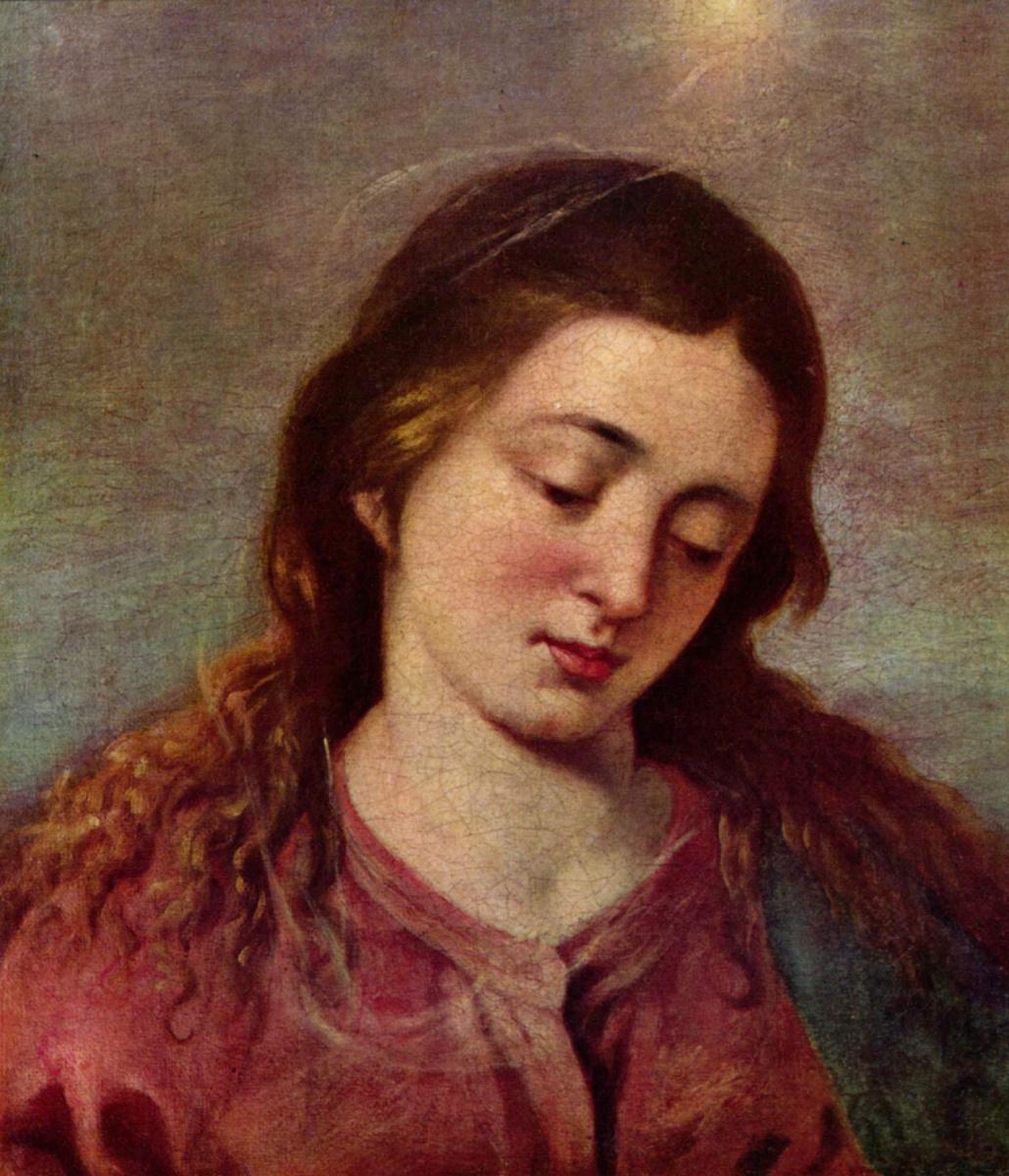 Alonso Cano. Maria