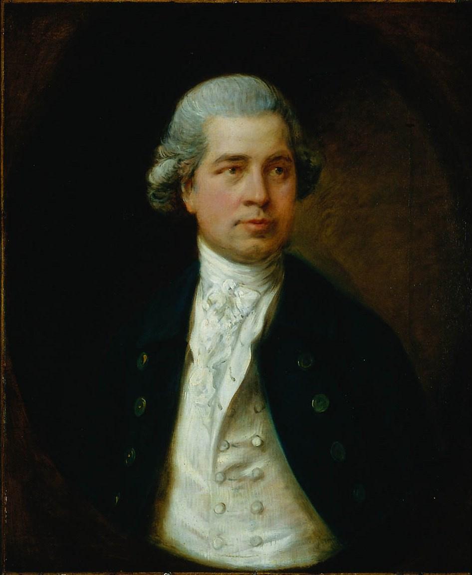 Thomas Gainsborough. John Taylor