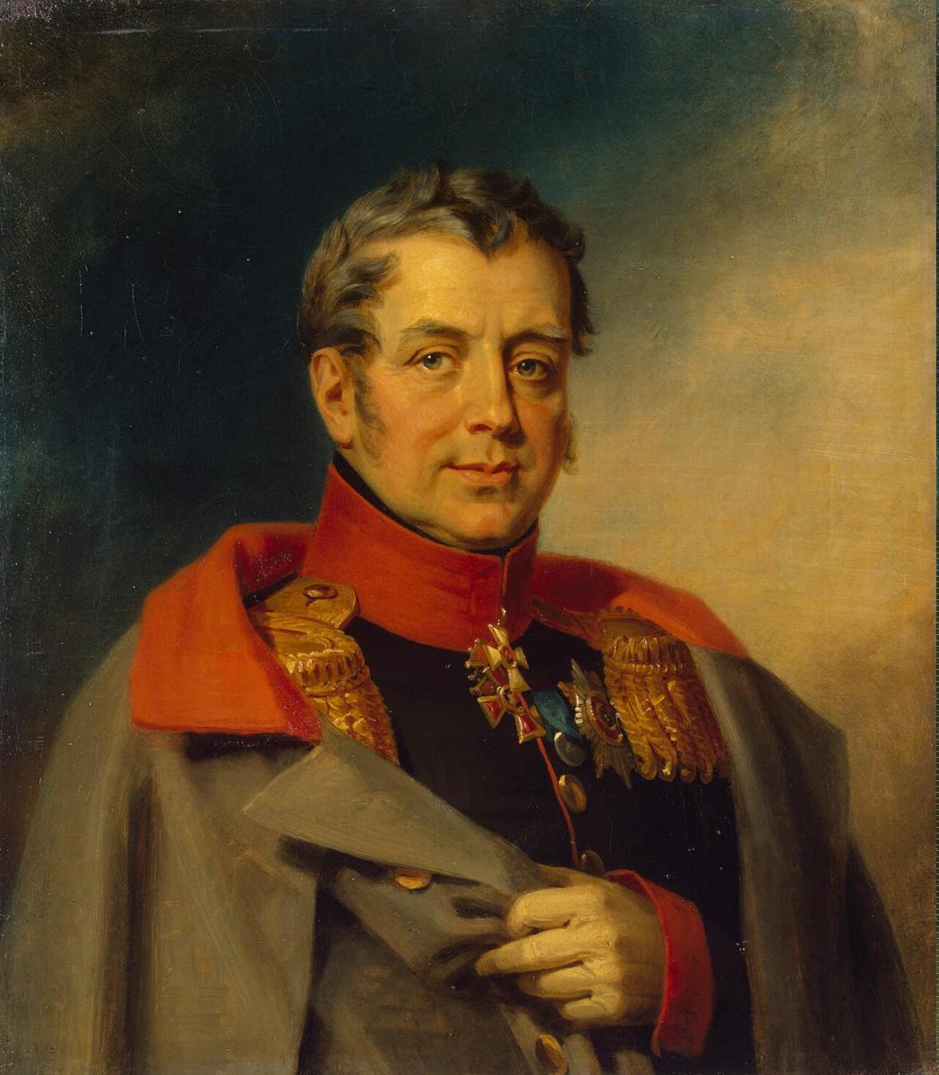 Джордж Доу. Портрет Михаила Дмитриевича Балка