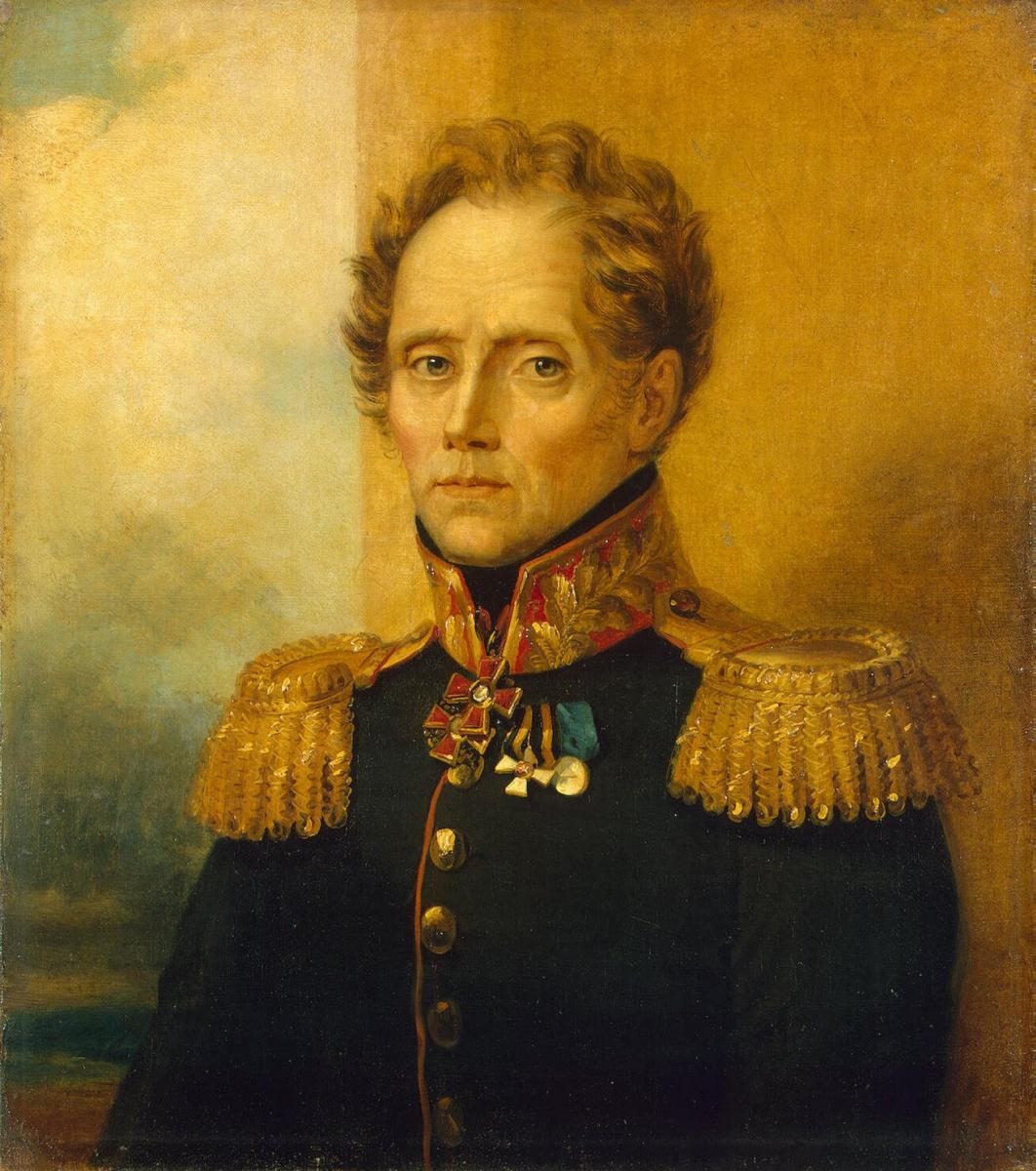 George Dow. Portrait Of Ivan G. Heidenreich