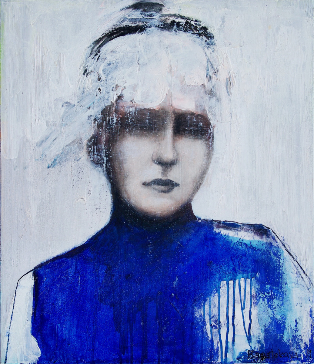 Natalia Bagatskaya. Portrait of a Stranger 3