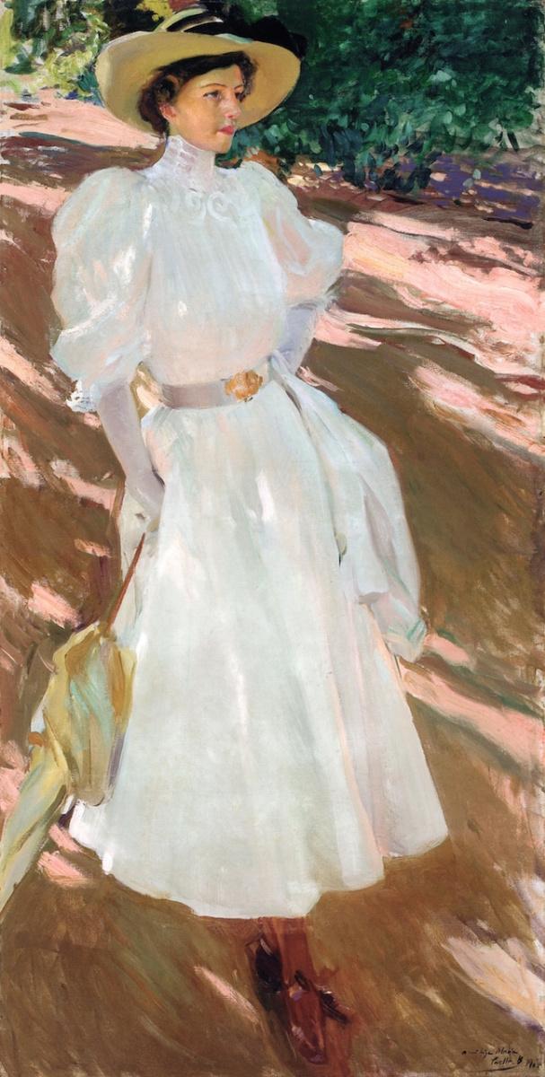 Хоакин Соролья (Соройя). Мария в Ла Гранья