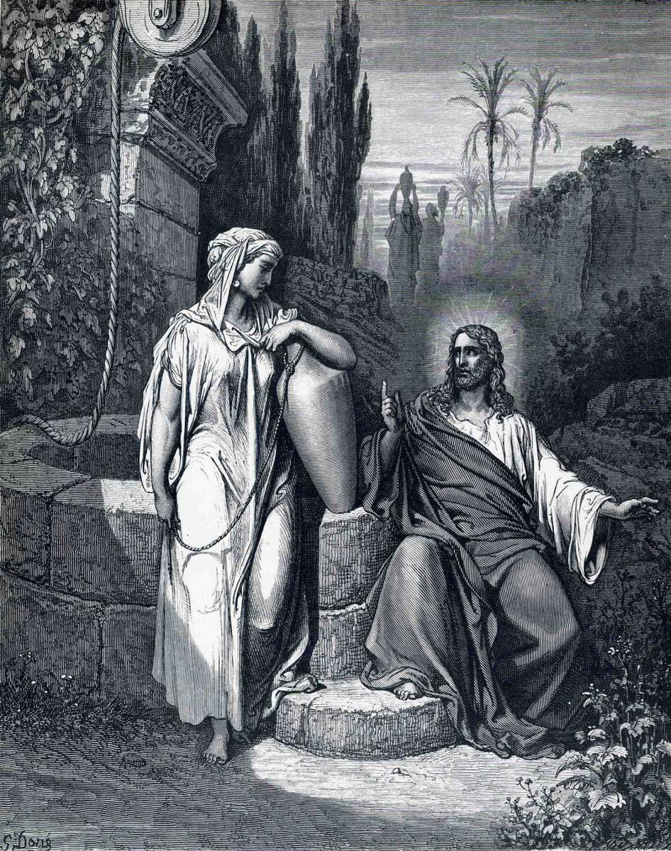 Поль Гюстав Доре. Учения Христа