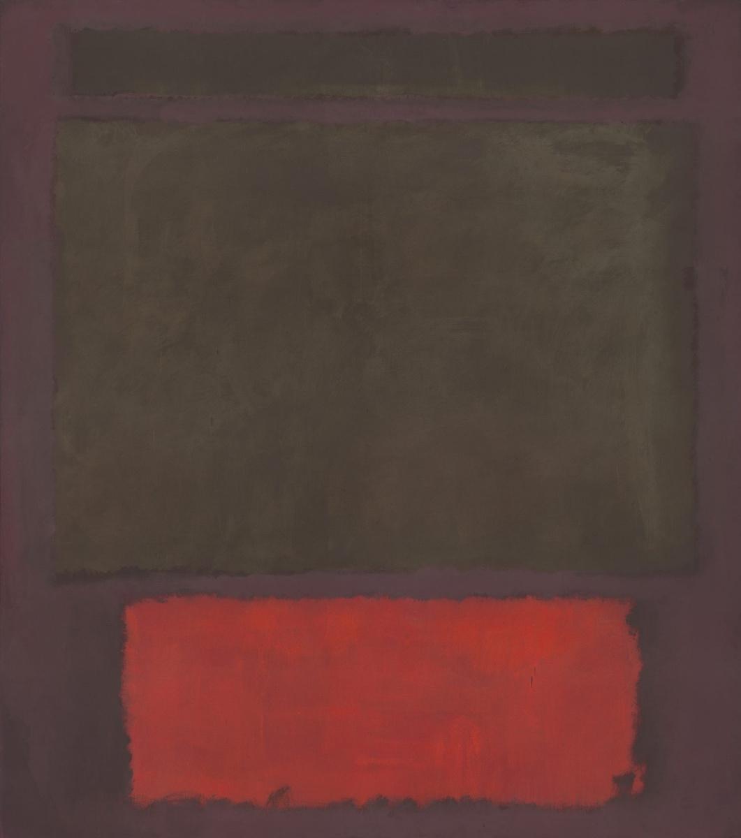 Rothko Mark. №1