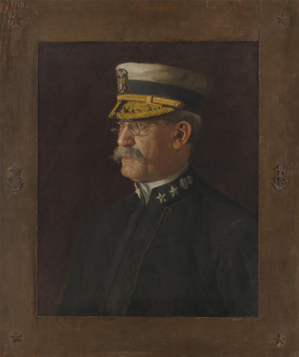 Rear Admiral Charles Dwight, Sigsby