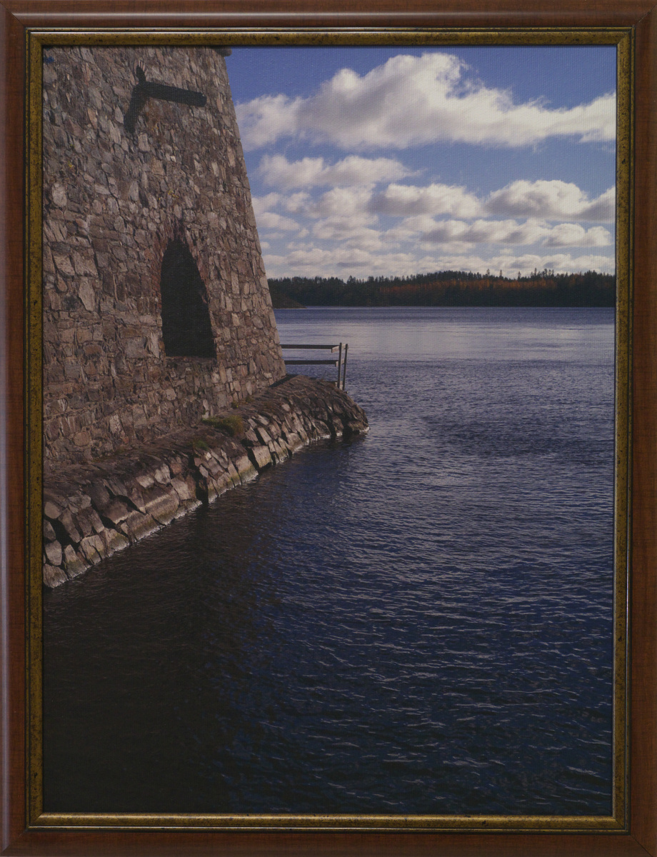 K. Grechuk. Wall-water-sky